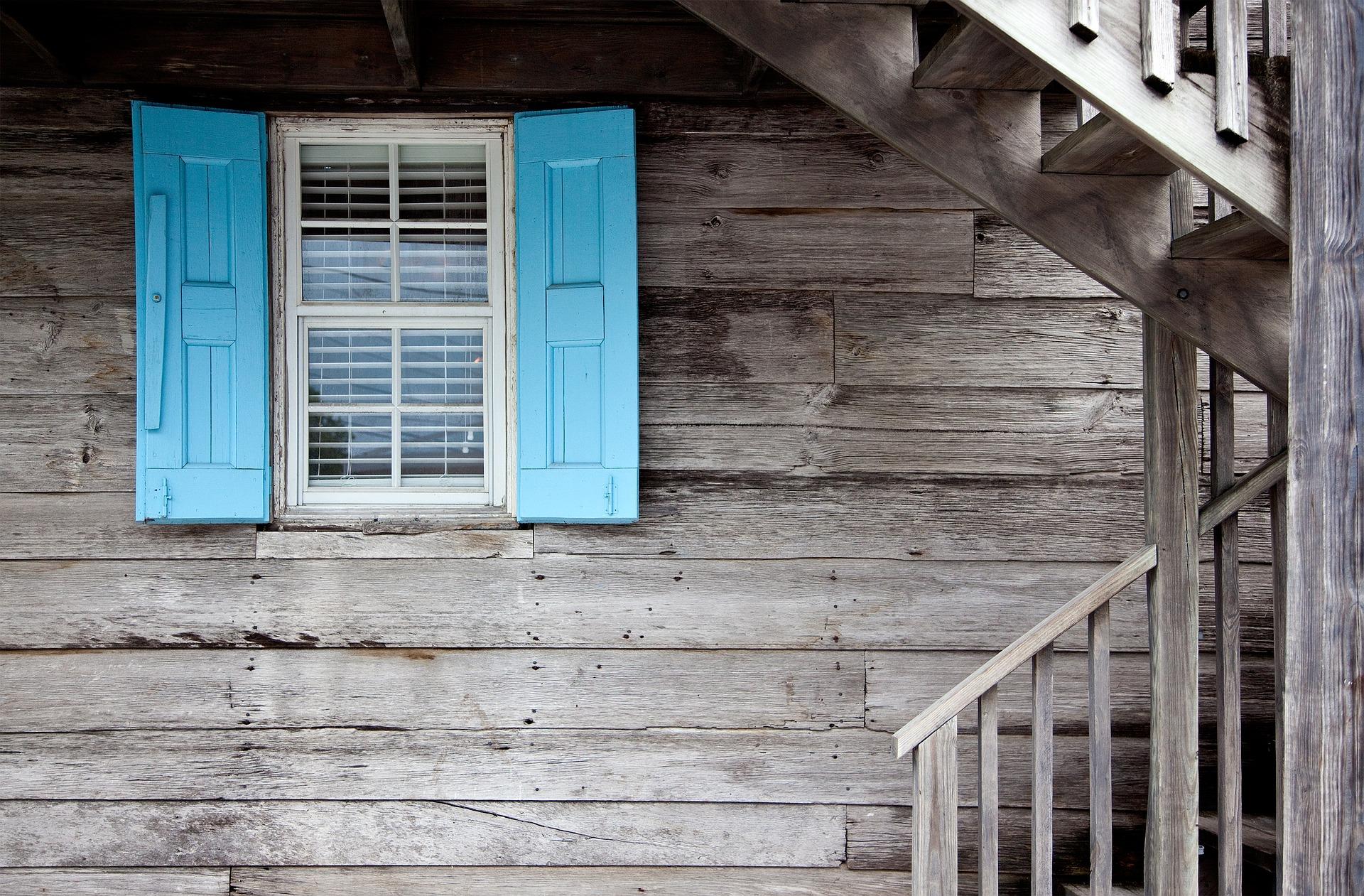 Domy s okenicemi, co mají duši