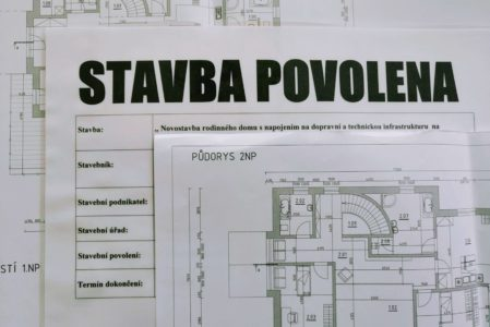 Honba za stavebním povolením