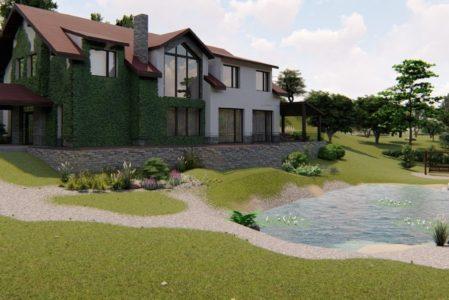 Dlouhá cesta za projektem (většího atypického) domu